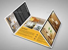 one sided brochure template gate fold brochure template 15 free pdf psd ai vector eps