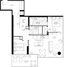 One Madison Floor Plans The Residences Of 488 University Avenue