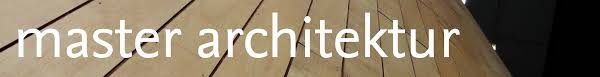 master architektur master architektur tu braunschweig