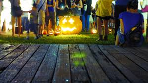 celebrate halloween with a carnival