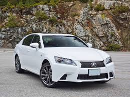 lexus gs 350 vs q70 2015 lexus gs 350 awd f sport road test review carcostcanada