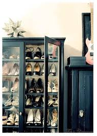 china cabinet organization ideas 12 life changing ways to organize shoes and accessories china