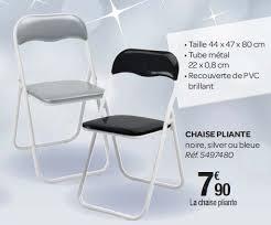 chaise pliante carrefour carrefour promotion chaise pliante produit maison carrefour et