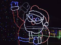 north myrtle beach christmas lights the season is bright at the great christmas light show and nights of