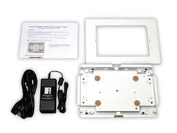 How To Mount Ipad To Wall In Wall Amplifier Mount For Ipad Mini U0026 6 5