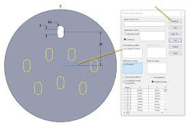 an overview of the different solidworks sketch patterns