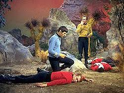 Red Shirt Star Trek Meme - redshirt stock character wikipedia