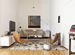 livingroom brooklyn brooklyn loft by lathan boyce living space features pk22 chairs