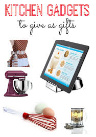 gifts from the kitchen ideas kitchen gadgets to give as gifts