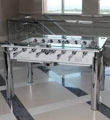 lux minimalist luxury foosball table modern billiard table