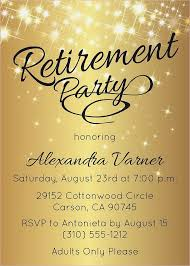 retirement party invitation wording retirement party invitation sle for a frenchkitten net