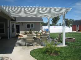 amusing canvas awnings kits for patios with lacy veranda curtain