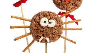 Halloween Crispy Cakes These 15 Halloween Rice Krispies Treats Are Just The Trick Extra