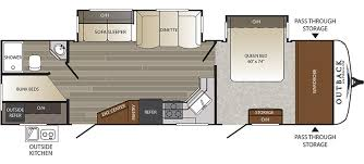 Outback Campers Floor Plans 2018 Keystone Outback 314 Ubh New T37458