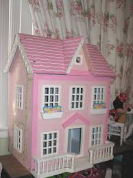 fair design barbie doll house ideas with wooden dolls good looking