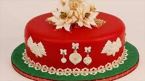 christmas cake ideas youtube