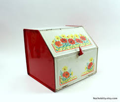 antique canisters kitchen 167 best bread box vintage images on bread boxes