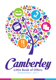 Offer For Shops by Special Offers From Camberley Town Centre Businesses