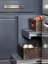 Kitchen Cabinet Storage Bins Kitchen Cabinet Organizers Pictures Options Tips U0026 Ideas Hgtv