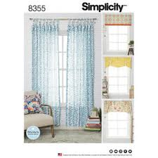 home decorating sewing patterns simplicity