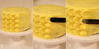 pretty spring cake vanilla cake with lemon filling u2013 glorious treats