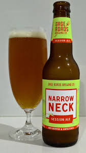 beer 114 gage roads brewing co narrow neck session ale