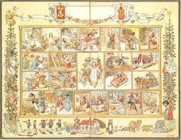 traditional advent calendars for a beautiful christmas
