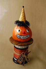 Halloween Pumpkin Crafts 100 Best Halloween Crafts Images On Pinterest Halloween Stuff