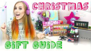 christmas gift guide gifts for girls u0026 guys youtube