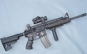 We carry a line of AR-15, M4,
