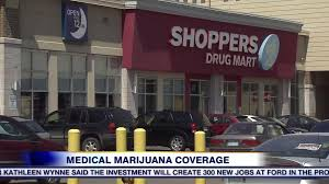 shoppers loblaw employees to be covered for marijuana