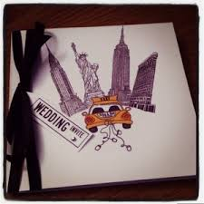 wedding invitations nyc new york themed invitations only by