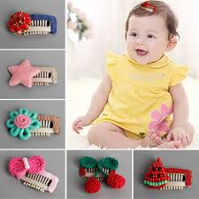 baby hair clip new design a variety of style hair children