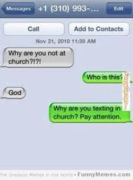Texting Memes - god texting meme by bowenarrows96 memedroid