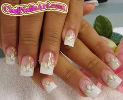 easy nail designs for short nails without tools