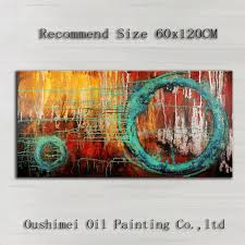 golden supplier directly supply abstract oil painting for living