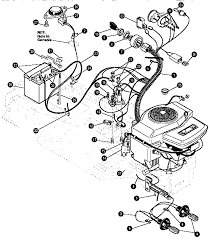 briggs and stratton kill switch wiring briggs free image about