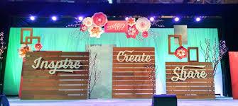 graduation decoration simple stage decoration for graduation stage decoration ideas for