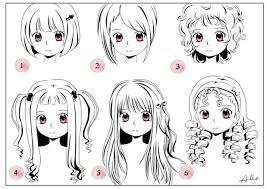 Anime Hairstyles Wiki   anime design image anime hair design by xhikarichanx d5o10j7 jpg