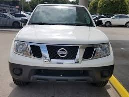 2014 Nissan Frontier Roof Rack by Nissan Frontier Crew Cab S In Florida For Sale Used Cars On