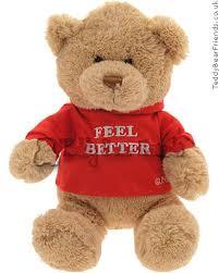feel better bears feel better gund teddy friends