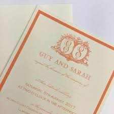 traditional wedding invitations monogrammed traditional wedding invitations by claryce design