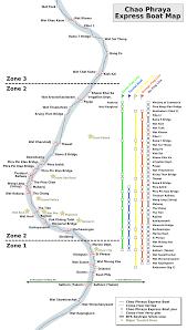 Bangkok Subway Map by How To Get Around Bangkok By Public Transport Magic Travel Blog