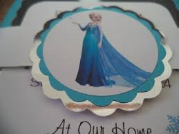 custom frozen invitations stephenanuno com
