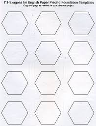 5 best images of printable english paper piecing templates