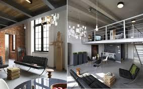 Loft Modern Modern Industrial Loft In Poland Decoholic