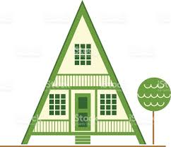 aframe house stock vector art 621474100 istock