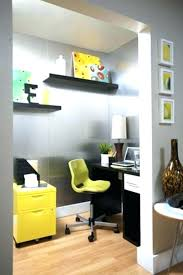 Small Desks With Storage Above Desk Storage Innovative Trendy Small Home Office Ideas For