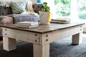 white farmhouse coffee table farmhouse coffee table chunky farmhouse coffee tables farmhouse