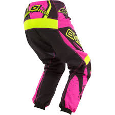 over the boot motocross pants o u0027neal element women pink motocross dirtbike gear 2017